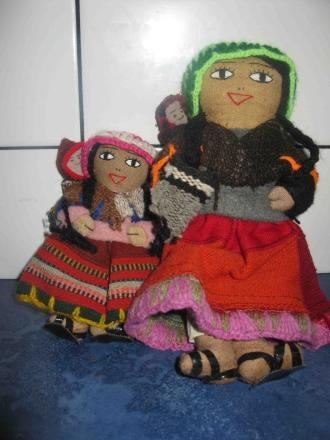 DOLL - Bolivian (Large) only $20.00