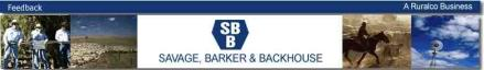 EQUIPMENT & HUSBANDRY NEEDS - Rockhampton, Savage Barker & Backhouse