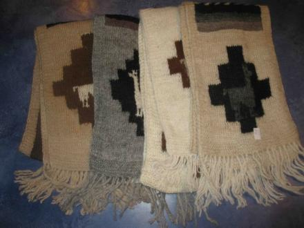 SCARF - Hand Knitted (Pattern) only $40.00