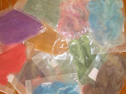 TOPS - Hand Dyed Silk Tops Sml only $5.00